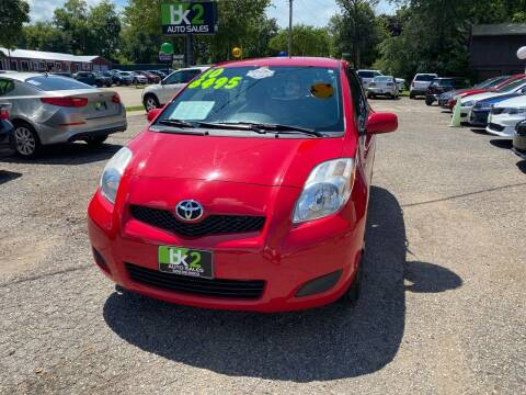 2010 Toyota Yaris for sale at BK2 Auto Sales in Beloit WI