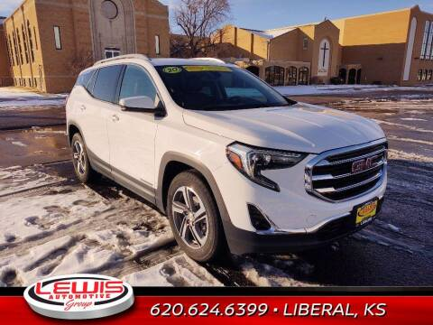 2020 GMC Terrain for sale at Lewis Chevrolet Buick Cadillac of Liberal in Liberal KS