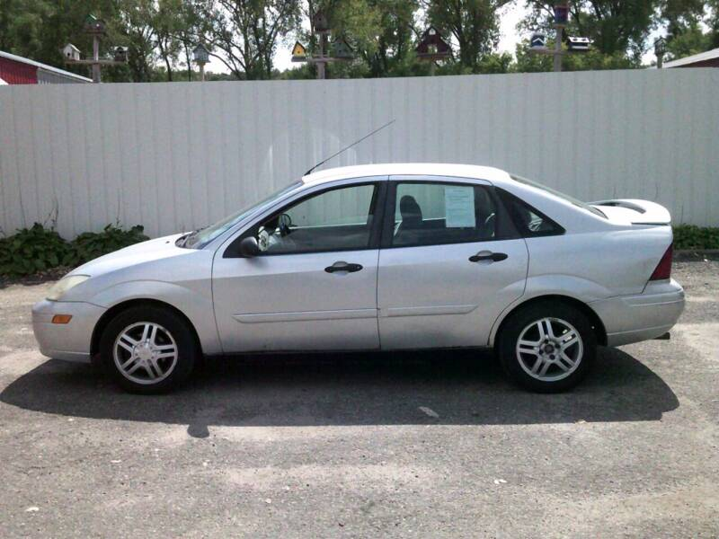 2001 Ford Focus for sale at Chaddock Auto Sales in Rochester MN