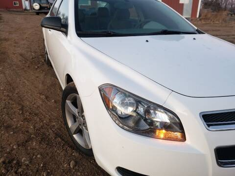 2012 Chevrolet Malibu for sale at AJ's Autos in Parker SD