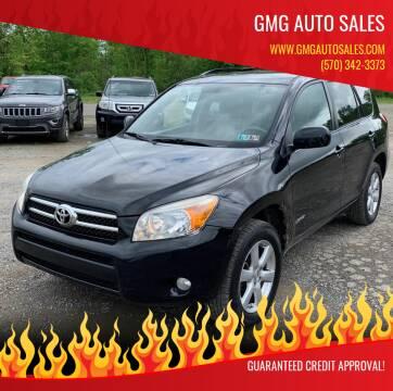 2008 Toyota RAV4 for sale at GMG AUTO SALES in Scranton PA