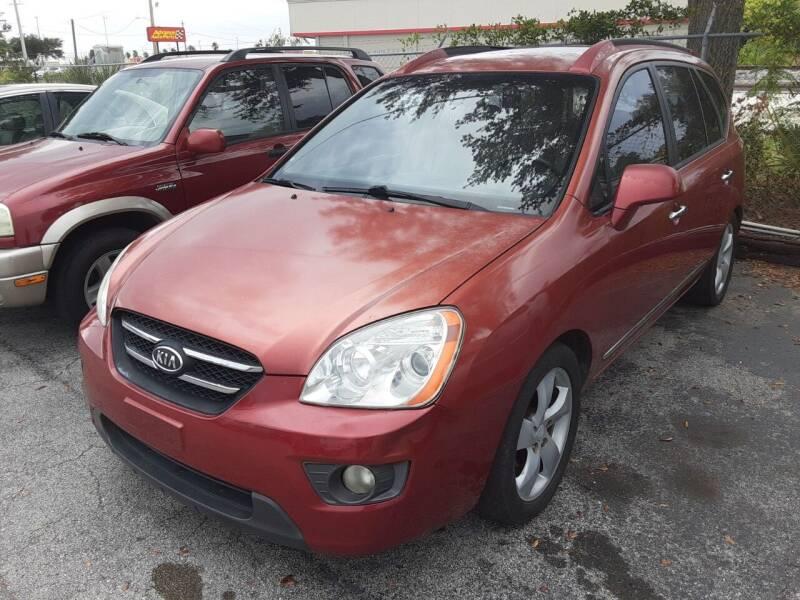 2007 Kia Rondo for sale at Easy Credit Auto Sales in Cocoa FL