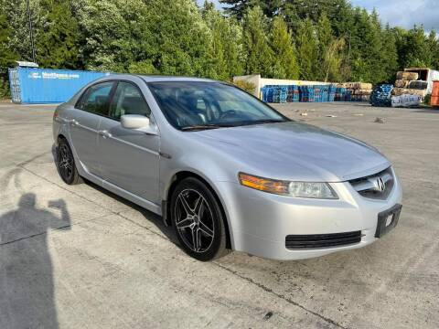 2004 Acura TL for sale at RICKIES AUTO, LLC. in Portland OR