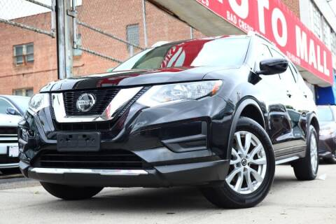 2018 Nissan Rogue for sale at HILLSIDE AUTO MALL INC in Jamaica NY