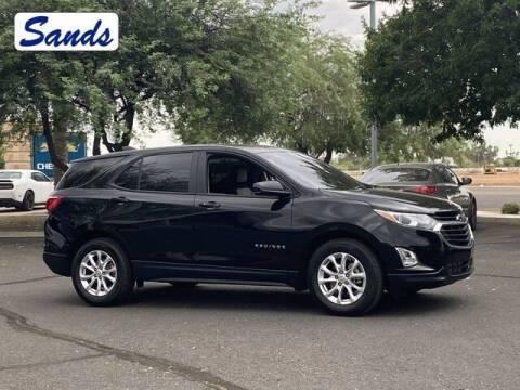 2020 Chevrolet Equinox for sale at Sands Chevrolet in Surprise AZ