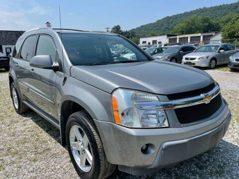 2006 Chevrolet Equinox for sale at Ron Motor Inc. in Wantage NJ