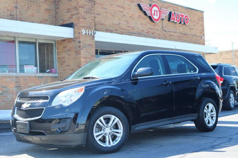 2014 Chevrolet Equinox for sale at JT AUTO in Parma OH