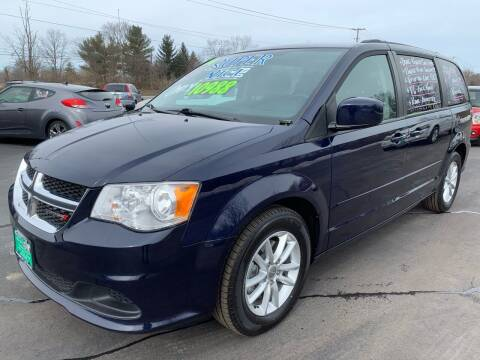 2014 Dodge Grand Caravan for sale at FREDDY'S BIG LOT in Delaware OH