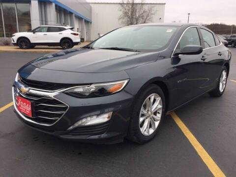 2020 Chevrolet Malibu for sale at Jones Chevrolet Buick Cadillac in Richland Center WI