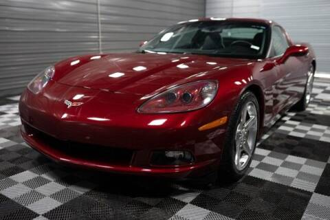2006 Chevrolet Corvette for sale at TRUST AUTO in Sykesville MD