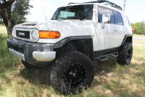 2012 Toyota FJ Cruiser for sale at Elite Car Care & Sales in Spicewood TX