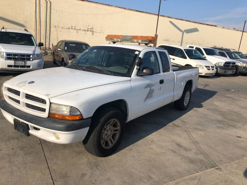 2001 Dodge Dakota for sale at OCEAN IMPORTS in Midway City CA