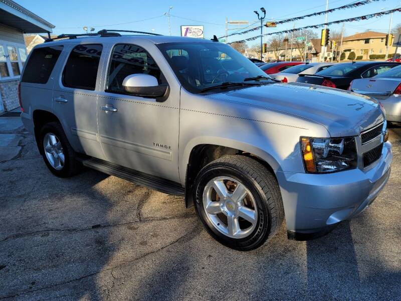 2012 Chevrolet Tahoe for sale at 1st Quality Auto in Milwaukee WI