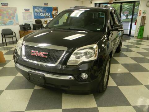 2010 GMC Acadia for sale at Lindenwood Auto Center in Saint Louis MO