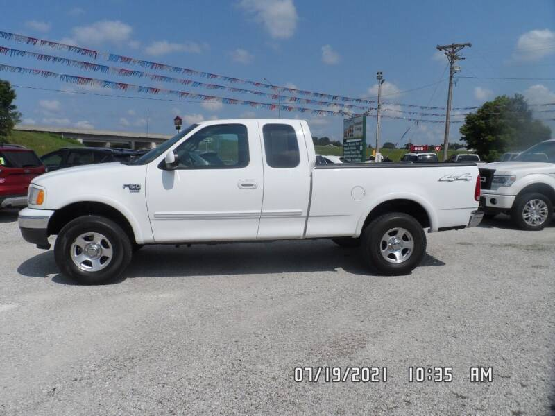 2001 Ford F-150 for sale at Town and Country Motors in Warsaw MO