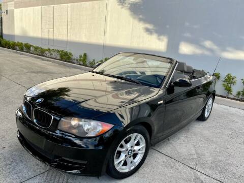 2008 BMW 1 Series for sale at Auto Beast in Fort Lauderdale FL