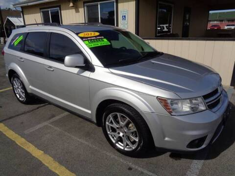 2012 Dodge Journey for sale at BBL Auto Sales in Yakima WA