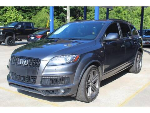 2014 Audi Q7 for sale at Inline Auto Sales in Fuquay Varina NC