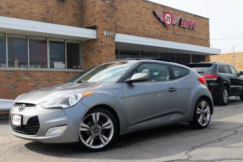 2012 Hyundai Veloster for sale at JT AUTO in Parma OH