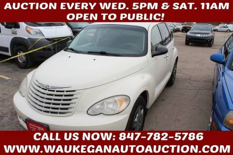 2007 Chrysler PT Cruiser for sale at Waukegan Auto Auction in Waukegan IL