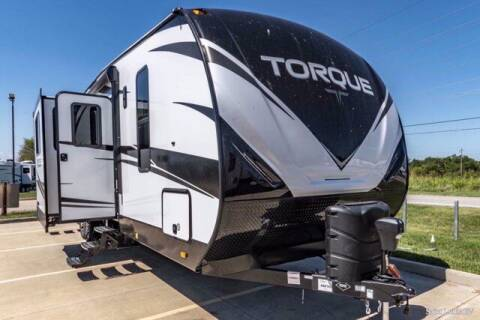 2021 Heartland TORQUE for sale at TRAVERS GMT AUTO SALES in Florissant MO