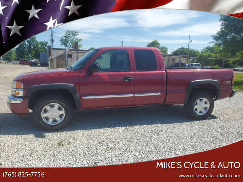 2006 GMC Sierra 1500 for sale at MIKE'S CYCLE & AUTO - Mikes Cycle and Auto (Liberty) in Liberty IN