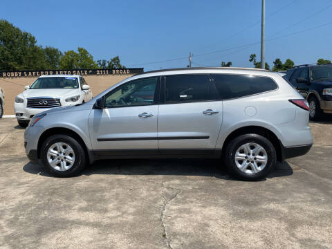 2017 Chevrolet Traverse for sale at Bobby Lafleur Auto Sales in Lake Charles LA