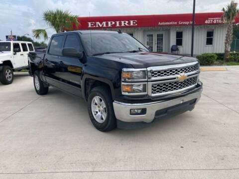 2015 Chevrolet Silverado 1500 for sale at Empire Automotive Group Inc. in Orlando FL