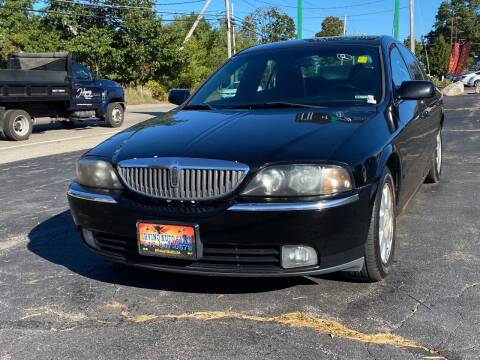 2005 Lincoln LS for sale at Irving Auto Sales in Whitman MA