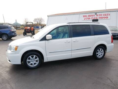 2012 Chrysler Town and Country for sale at Big Boys Auto Sales in Russellville KY