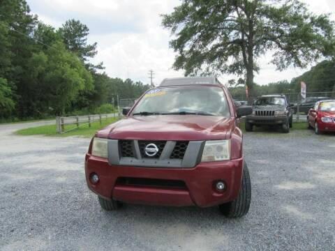 2007 Nissan Xterra for sale at Special Finance of Charleston LLC in Moncks Corner SC