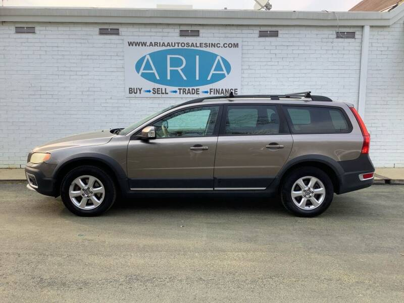 2008 Volvo XC70 for sale at ARIA  AUTO  SALES in Raleigh NC