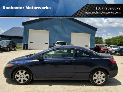 2007 Honda Civic for sale at Rochester Motorworks in Rochester MN