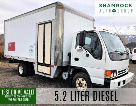 2005 Isuzu NPR-HD for sale at Shamrock Group LLC #1 in Pleasant Grove UT