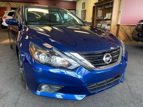 2018 Nissan Altima for sale at John Warne Motors in Canonsburg PA