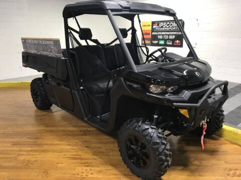 2020 Can-Am Defender PRO XT HD10 for sale at Lipscomb Powersports in Wichita Falls TX