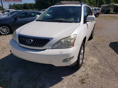 2008 Lexus RX 350 for sale at Scarletts Cars in Camden TN