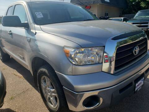 2007 Toyota Tundra for sale at Gordon Auto Sales LLC in Sioux City IA