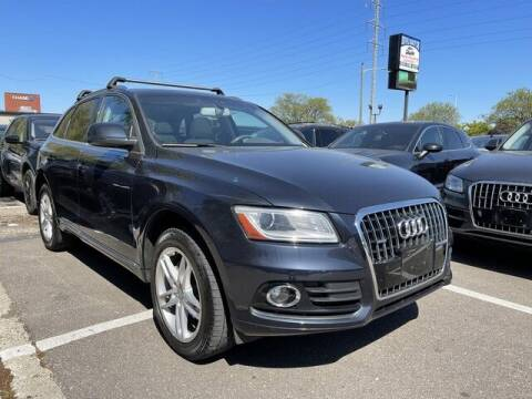 2014 Audi Q5 for sale at SOUTHFIELD QUALITY CARS in Detroit MI