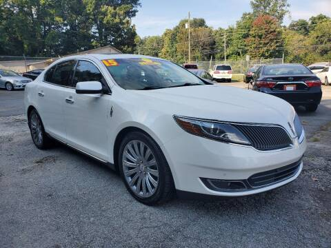 2015 Lincoln MKS for sale at Import Plus Auto Sales in Norcross GA