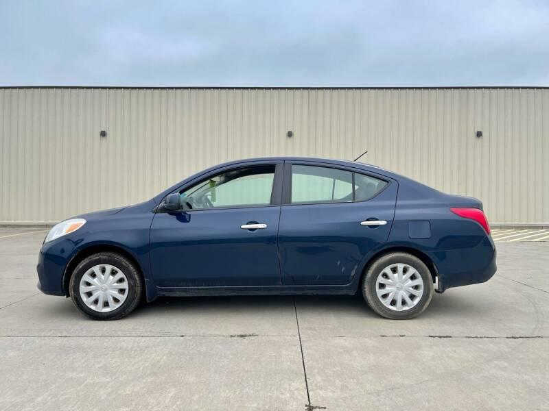 2012 Nissan Versa for sale at TnT Auto Plex in Platte SD