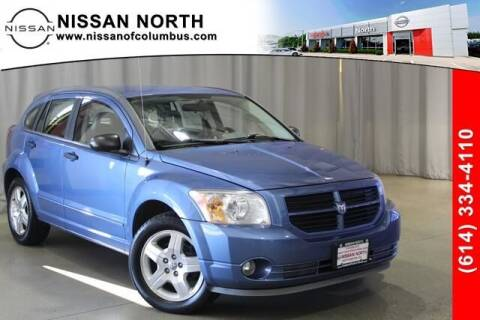 2007 Dodge Caliber for sale at Auto Center of Columbus in Columbus OH