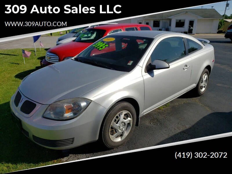 2007 Pontiac G5 for sale at 309 Auto Sales LLC in Harrod OH