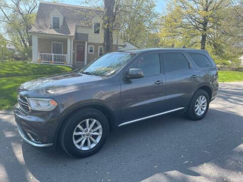 2014 Dodge Durango for sale at Via Roma Auto Sales in Columbus OH