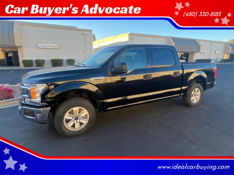 2018 Ford F-150 for sale at Car Buyer's Advocate in Phoenix AZ