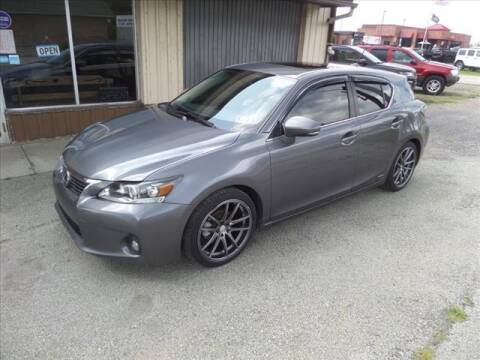 2012 Lexus CT 200h for sale at Terrys Auto Sales in Somerset PA