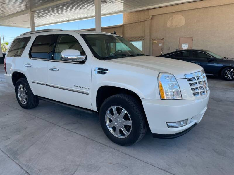 2007 Cadillac Escalade for sale at Carzz Motor Sports in Fountain Hills AZ