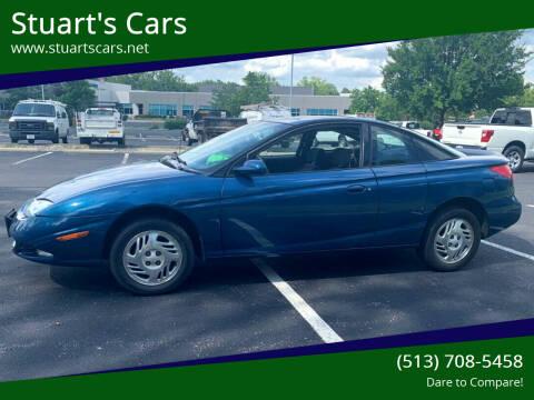 2001 Saturn S-Series for sale at Stuart's Cars in Cincinnati OH