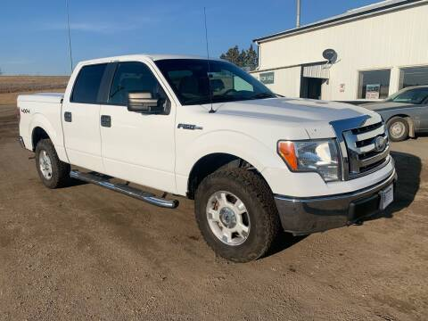 2010 Ford F-150 for sale at TRUCK & AUTO SALVAGE in Valley City ND