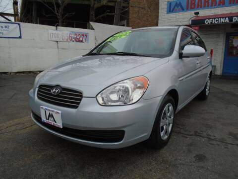 2009 Hyundai Accent for sale at IBARRA MOTORS INC in Cicero IL